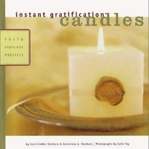 CANDLES: Fast and Fabulous Projects by Sterbenz